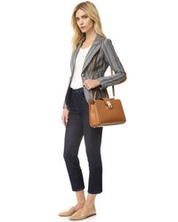 Marc Jacobs - Brown West End Small Top Handle Satchel - Lyst