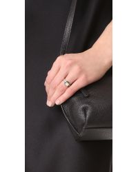 Marc Jacobs - White Protection Ring - Lyst