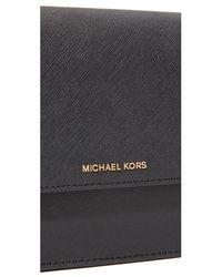 MICHAEL Michael Kors | Black Daniela Shoulder Bag | Lyst