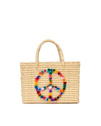 Nannacay - Multicolor Peace Tote Bag  - Lyst