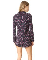 Only Hearts - Multicolor Cherry Bomb Pj Set - Lyst