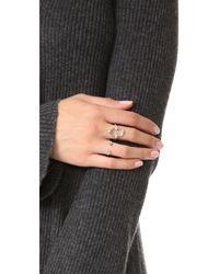 Pamela Love - Metallic Beaumont Ring - Lyst