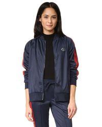 Pam & Gela | Blue Track Jacket | Lyst