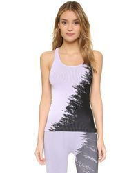 Phat Buddha - Gray Delancy Top - Lyst