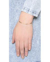 Shashi - Pink Sonia Cuff Bracelet - Lyst