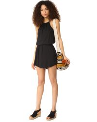 Soft Joie - Black Farica Dress - Lyst