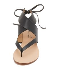 Splendid - Natural Camdyn Sandals - Lyst