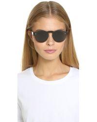 Retrosuperfuture - Black Tuttolente Paloma Sunglasses - Lyst