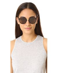 Thierry Lasry - Brown Advisory Sunglasses - Lyst