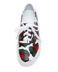 Toga Pulla - Multicolor Lace Up Sneakers - Lyst