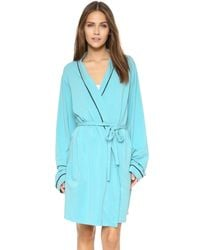 Wildfox | Blue Day Off Classic Robe | Lyst