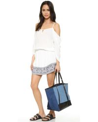 Young Fabulous & Broke - White Havana Dress - Lyst