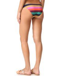 Zimmermann - Black Separates Skinny Bikini Bottoms - Lyst