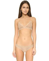 Eberjey - Multicolor Delirious Low Rise Thong - Lyst