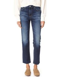 AG Jeans | Blue The Isabelle Jeans | Lyst
