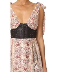 Free People - Multicolor You For Me Printed Maxi Dress - Lyst