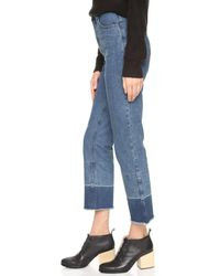 Rachel Comey - Blue Slim Legion Jeans - Lyst