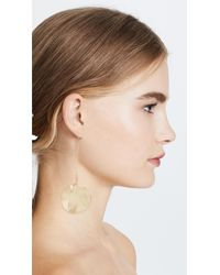Gorjana - Metallic Chloe Drop Earrings - Lyst