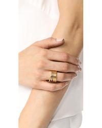 Vita Fede - Metallic Sophia Ring - Lyst