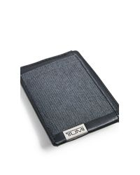 Tumi - Black Alpha Money Clip Card Case - Lyst