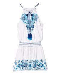 Parker - White Daiquiri Dress - Lyst