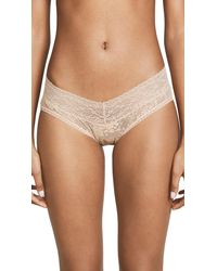 Calvin Klein - Multicolor Bare Lace Hipster Panties - Lyst