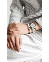 Chan Luu - Multicolor Cultured Pearl Leather Bracelet - Lyst