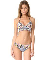 Ella Moss - Multicolor Summer Serenade Bikini Bottoms - Lyst