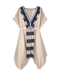 Free People - Multicolor Started From Nothing Dress - Lyst
