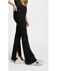 Rag & Bone - Black Bella Jeans - Lyst