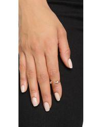 Vita Fede - Pink Crystal Ultra Mini Titan Ring - Lyst