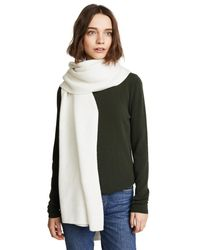 Club Monaco - Multicolor Bedford Block Scarf - Lyst