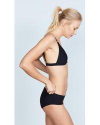 Acne - Black Hedea Bikini - Lyst