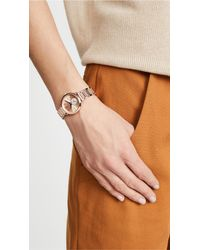Michael Kors - Multicolor Petite Portia Watch, 28mm - Lyst