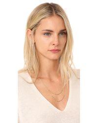 Gorjana - Metallic Torri Layered Versatile Necklace - Lyst