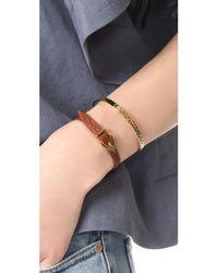 Vita Fede - Multicolor Mini Titan Pelle Bracelet - Lyst