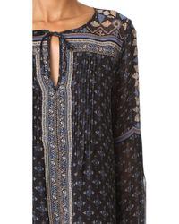 Joie - Black Sheyla Dress - Lyst