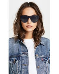Quay - Black If Only Sunglasses - Lyst