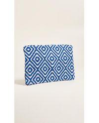 Ashiana London - Blue Miami Clutch - Lyst