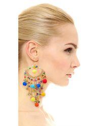Rosantica - Multicolor Cancun Earrings - Lyst