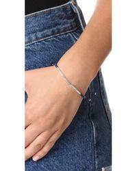Gorjana - Blue Power Gemstone Bracelet For Power - Lyst