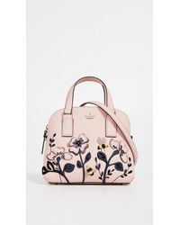 Kate Spade - Multicolor Blossom Drive Small Lottie Bag - Lyst