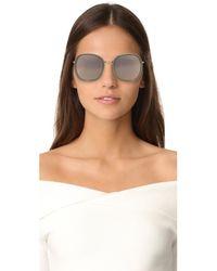 Elizabeth and James - Multicolor Jones Sunglasses - Lyst