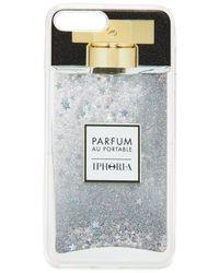 Iphoria - Metallic Parfum Stars Apple Iphone 7 Plus Case - Lyst