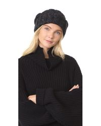 Veronica Beard - Multicolor Forde Cable Hat - Lyst