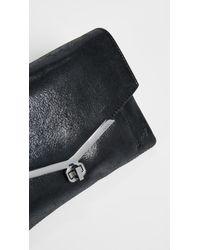Botkier - Black Vivi Triple Pouch Cross Body Bag - Lyst