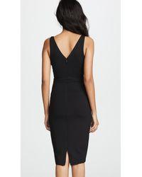 Ali & Jay - Black First Date Midi Dress - Lyst