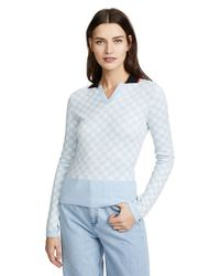VEDA - Blue M.t.v Sweater - Lyst
