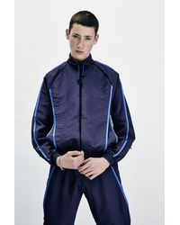 Cottweiler | Purple Signature Tracktop for Men | Lyst