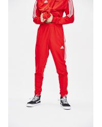 7d2bcb9ba Gosha Rubchinskiy Red Adidas Sweatpants in Red for Men - Lyst